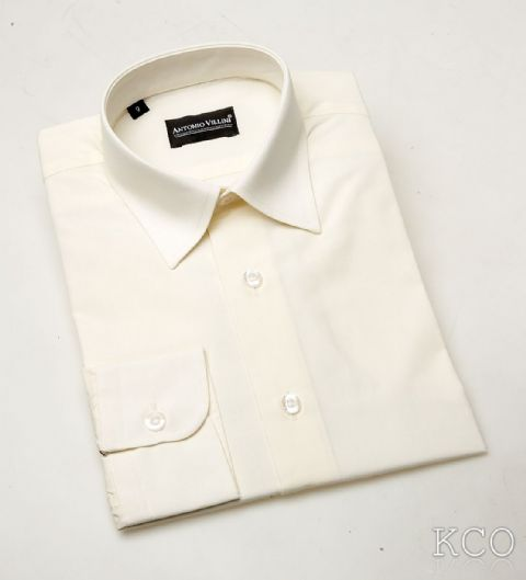 Regular Shirt Cream